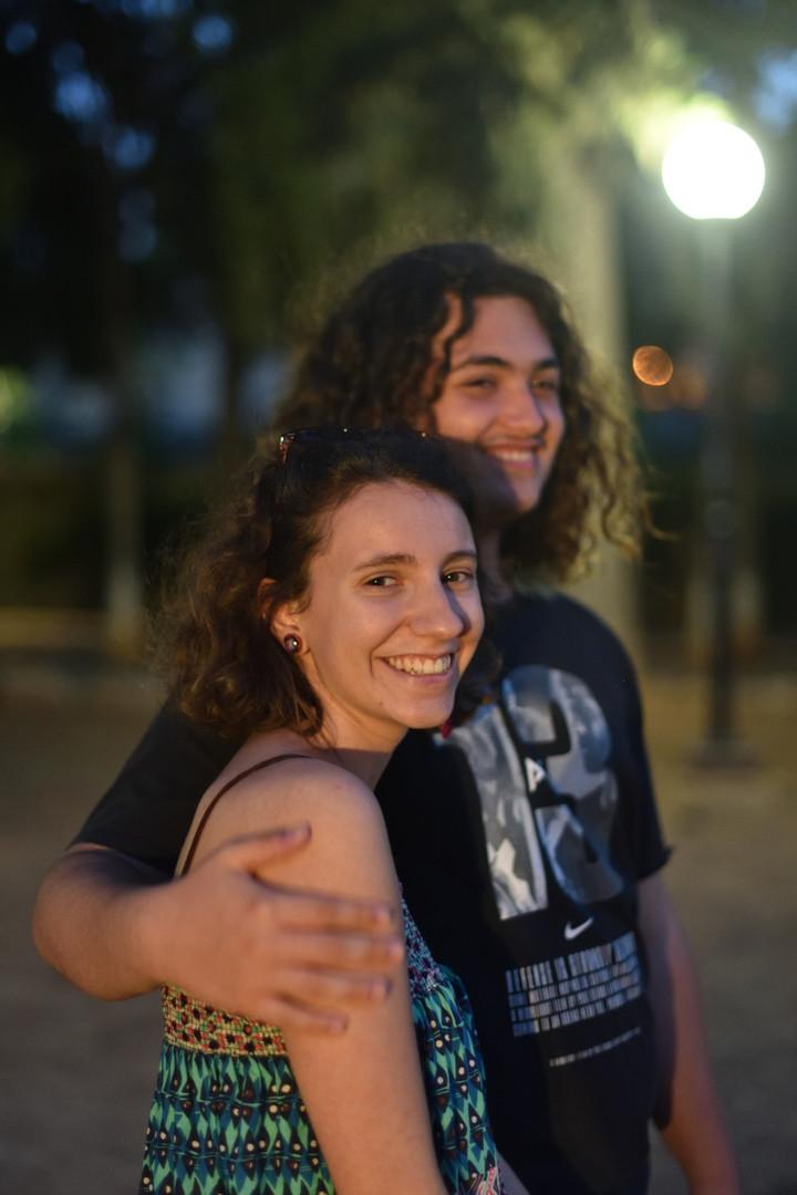 Norbert et Zoé