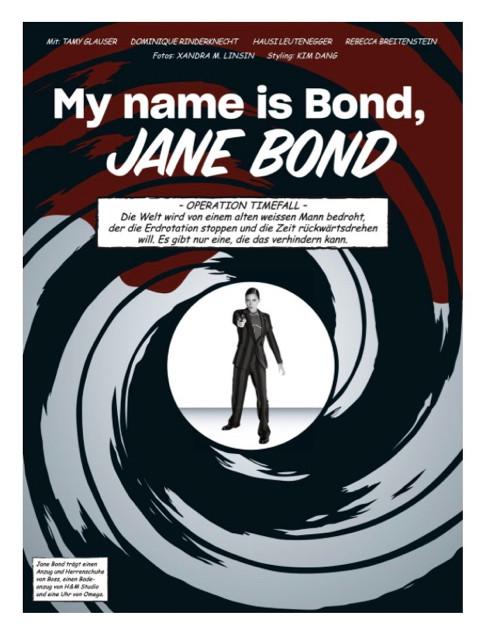 NZZ Jane Bond