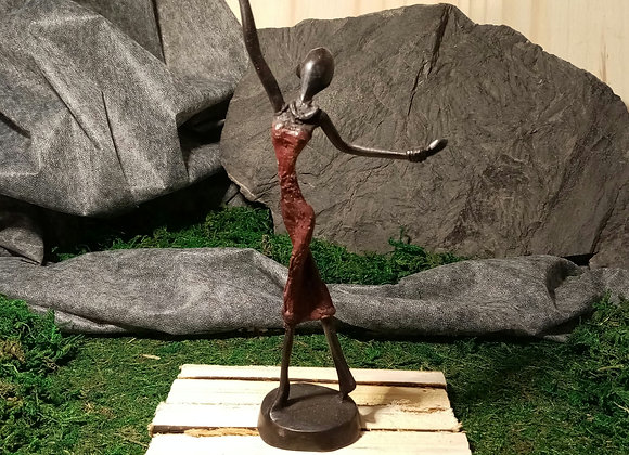Statuette Demoiselle qui danse