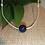 Thumbnail: Collier cordon Lapis-lazuli