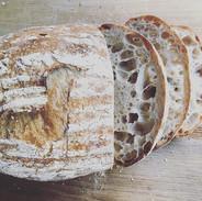 Nice day, nice bread__#sourdough #baking