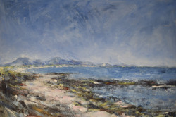 South Uist (Oil on Canvas)