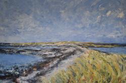 Start Point II (Oil on Canvas)