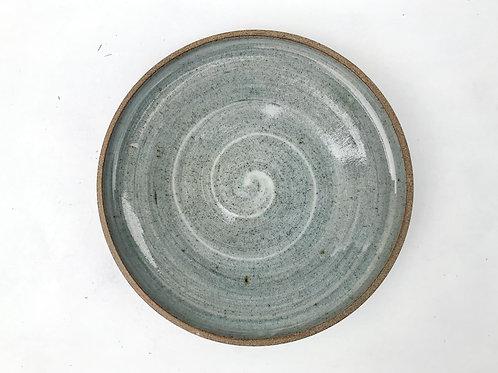 Deep Woodash Plate
