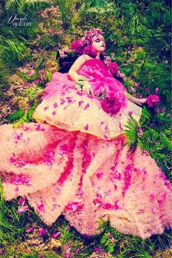 'Princess of the Peonies' Part 2