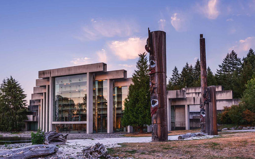 Museum of Anthropology, UBC