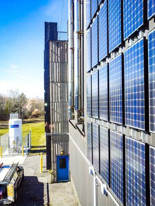 Solarwall Monitoring