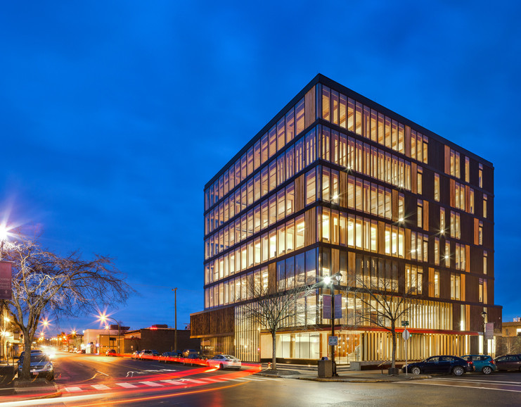 Wood Innovation and Design Centre (WIDC)