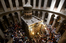Tomb of Jesus, Church of the Holy Sepulchre