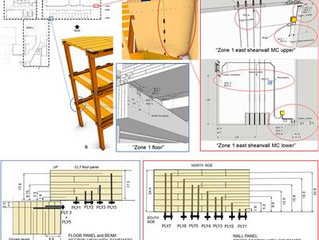 New research paper on mass timber structure, published by SMT and Oregon State University (OSU)