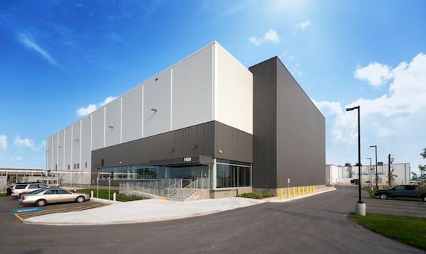 Bell MTS Data Center