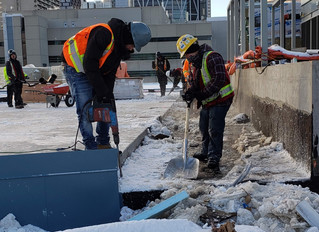 After Polar Vortex: Quality Reassurance for Your Construction Site