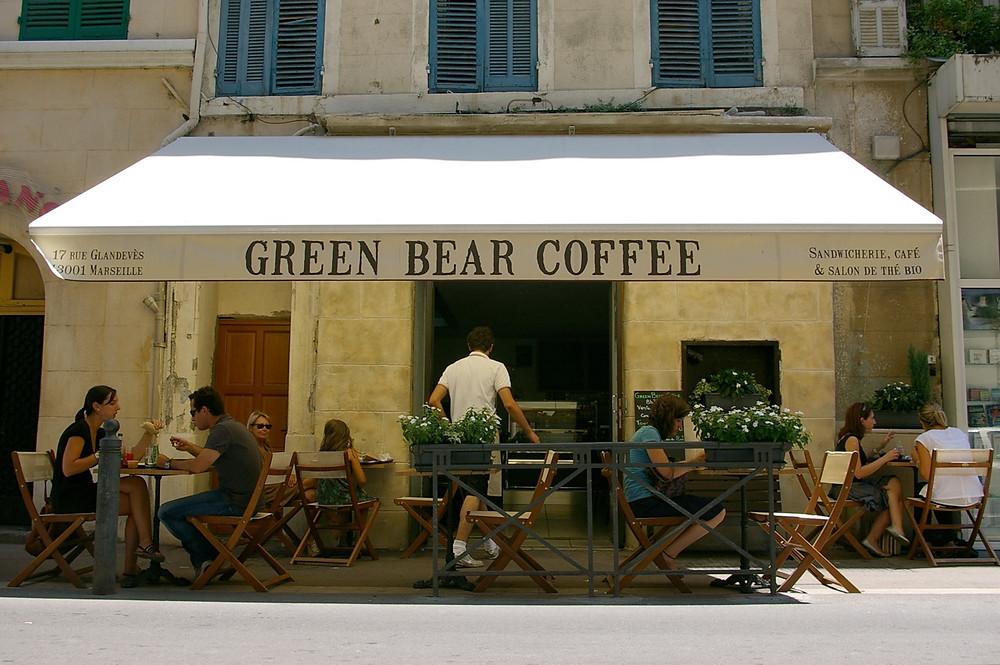 Green Bear Coffee, Marseille