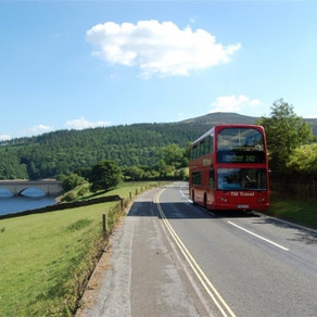 Car-free guide to the Peak District