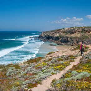 A walking holiday along the Costa Vicentina, Portugal