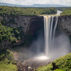 Kaieteur1 © Jamie Lafferty, Guyana Touri