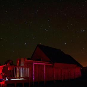 Northumberland National Park's Dark Skies