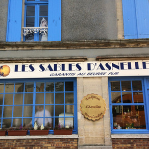 A food tour of Normandy