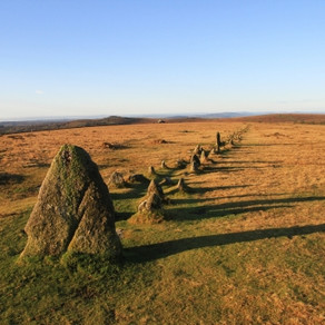 Walking through the Bronze Age on Dartmoor