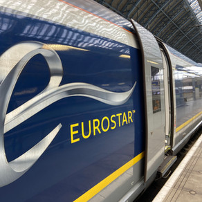 Guide to the Eurostar Ski Train