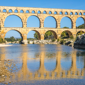 Train Holiday across Southern France