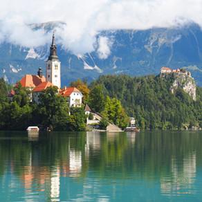 A train holiday through Slovenia