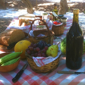 A foodie tour of Chios