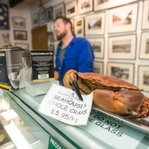 Where to Eat along the Northumberland Coast