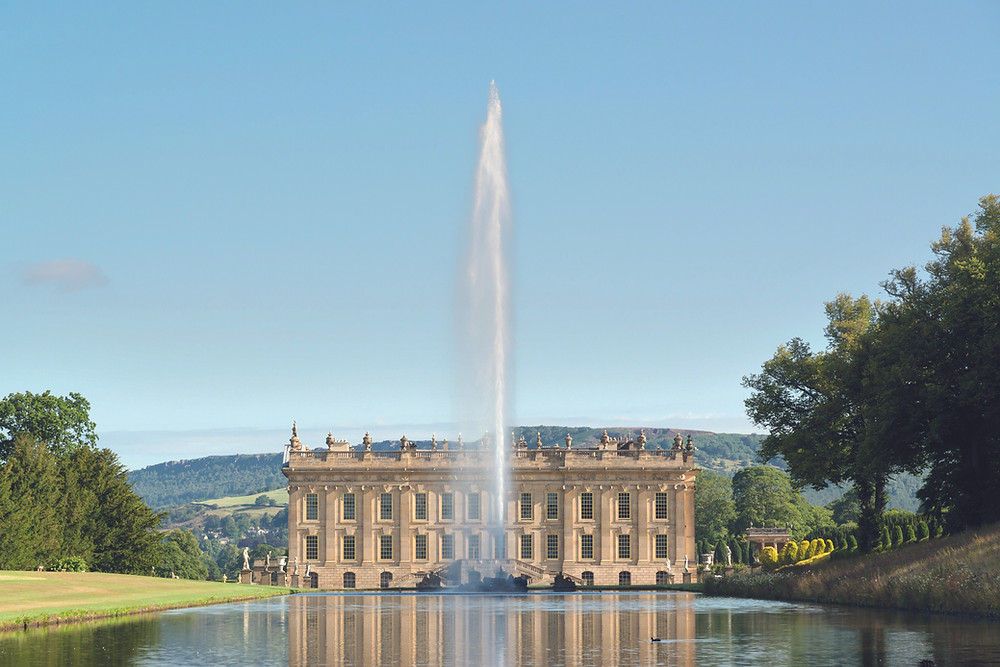 Chatsworth House exterior