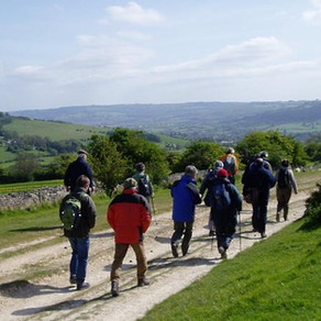 Guided walks with the Cotswolds AONB
