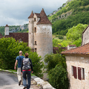 Walking Holiday in the Dordogne, France
