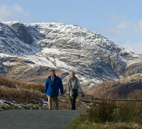 Local Attractions in the Lake District