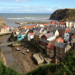 Meet me at Kipper's Corner: Staithes Arts & Heritage Festival