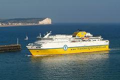 COTE D'ALBATRE - DFDS Newhaven-Dieppe (w