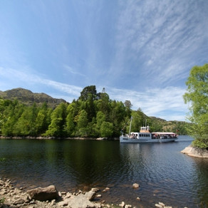 Car-free Guide to Loch Lomond and the Trossachs National Park