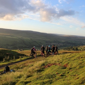 Cycling in the Yorkshire Dales National Park with the Dales Bike Centre