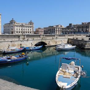 A cultural train tour of Sicily