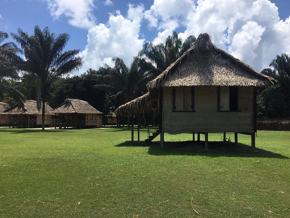 Traditional rooms at Rewa