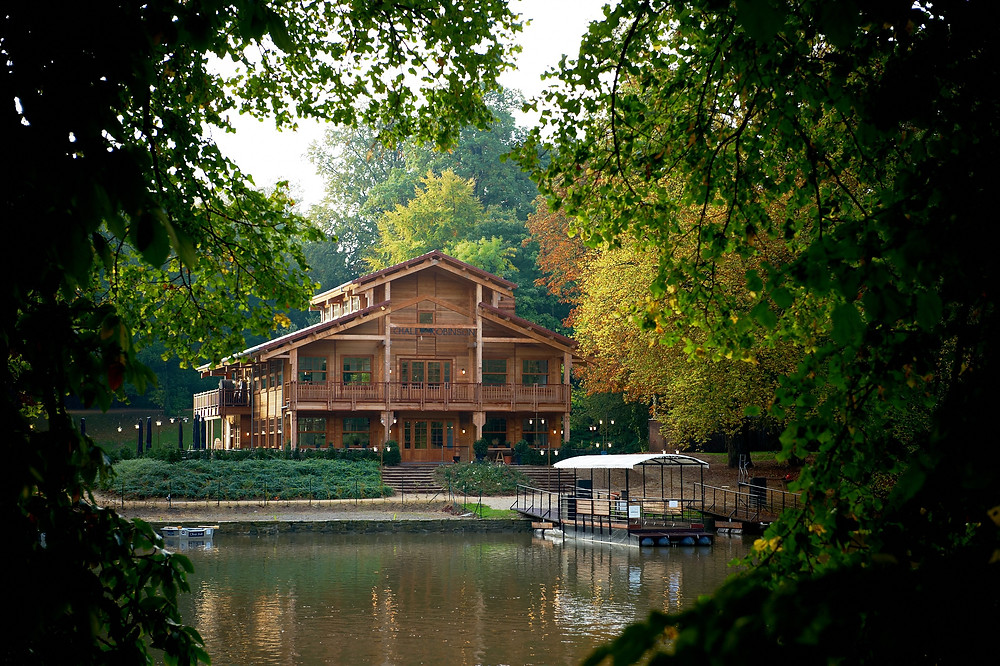 Boating at Chalet Robinson, Brussels