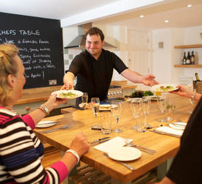 Places to eat in Exmoor National Park