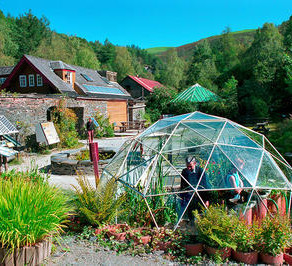 Local attractions in the Dyfi Biosphere, West Wales