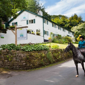 Where to stay in the Wye Valley