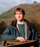 image of Andrew Blake, Wye Valley AONB officer