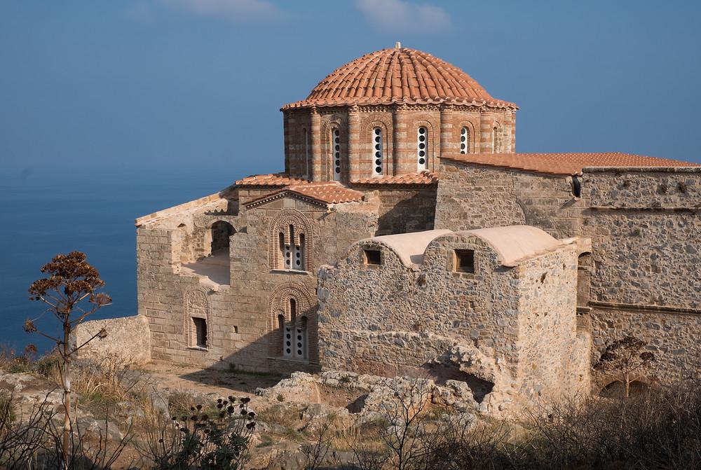 Ayia Sofia 12th century church