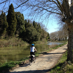 Cycling holiday in Canal du Midi, France