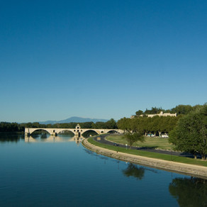 Direct (Summer Only) Train from London to Avignon, France