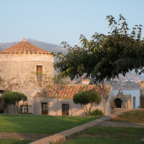 Where to stay in the Peloponnese