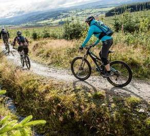 Activities in the Clwydian Range & Dee Valley