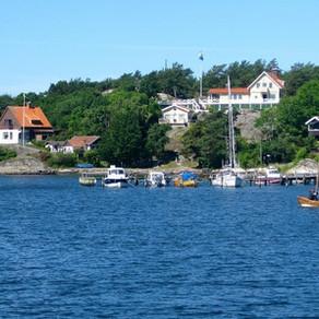 Exploring the Gothenburg Archipelago