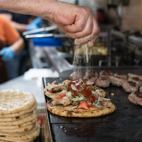 A foodie's tour of Athens